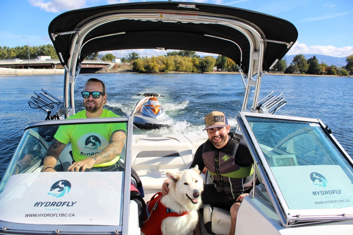 Hydrofly BC - Hydroflight and Flyboarding Rental Experts
